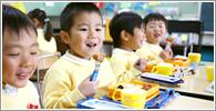 幼稚園の1日