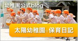 太陽幼稚園ブログ